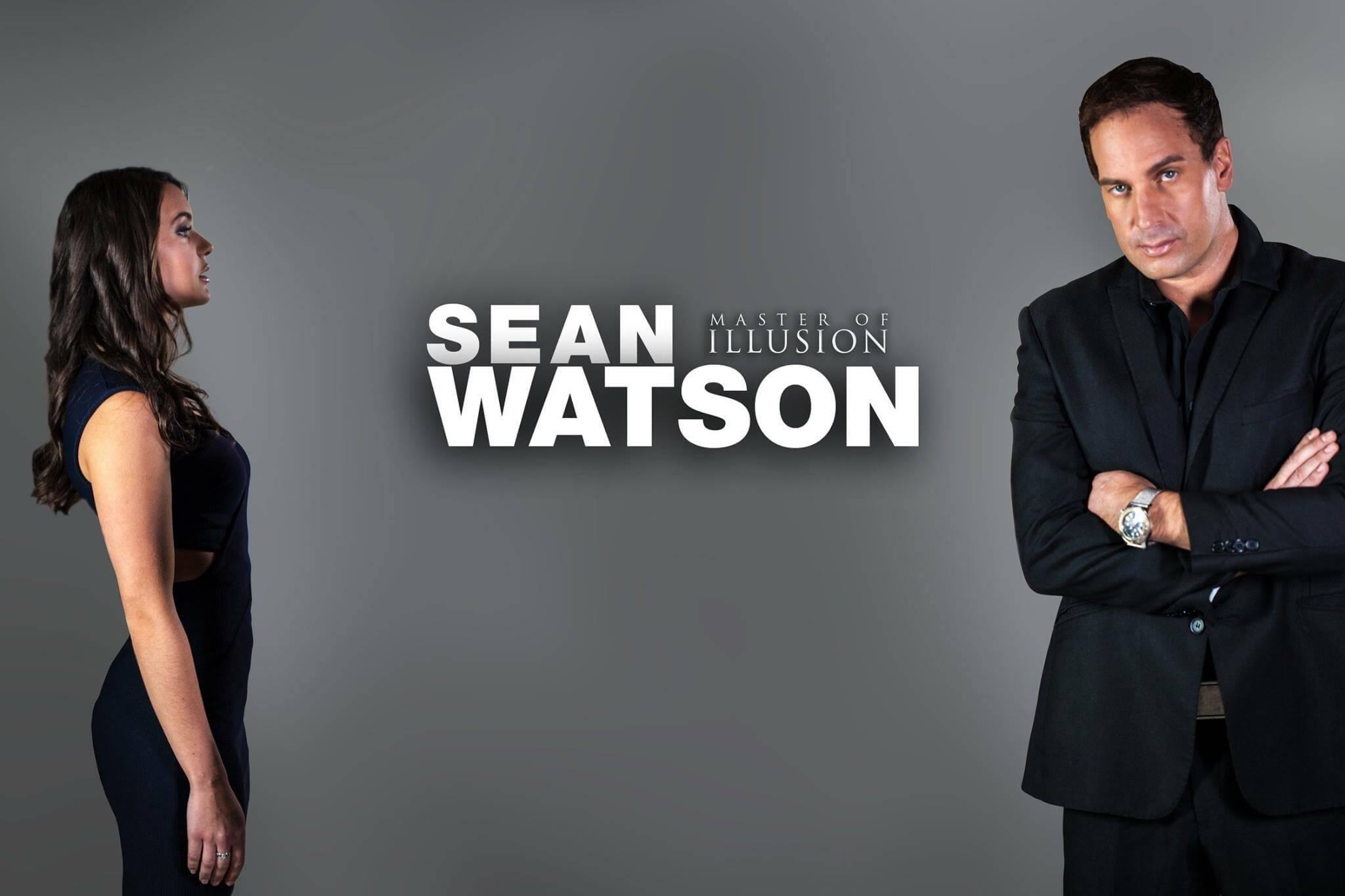 Sean Watson Master of Illusion