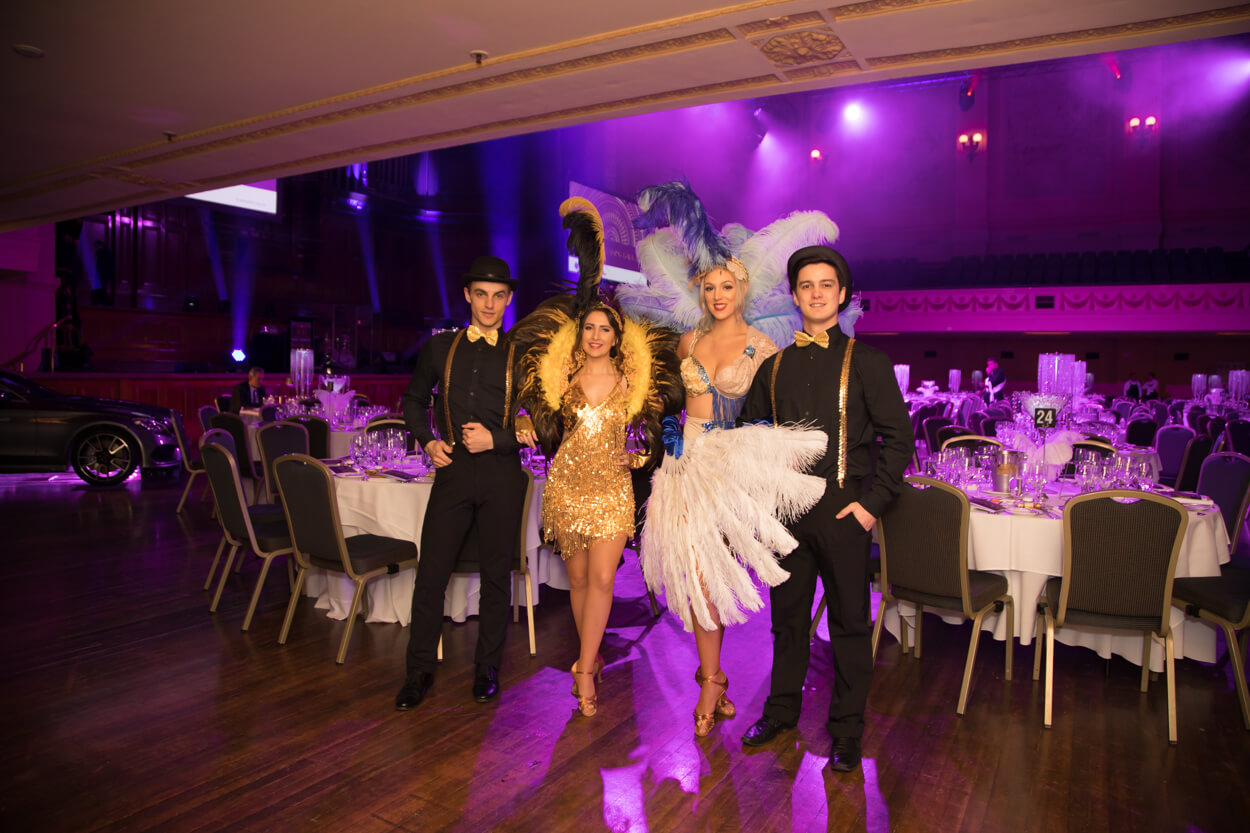 The Great Gatsby Dancers Melbourne