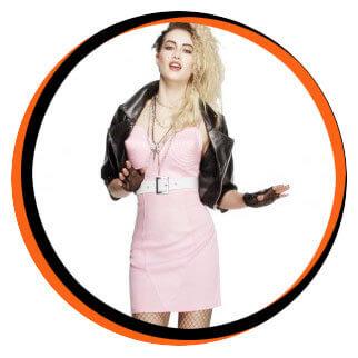 80s Theme ideas Party Costumes ideas | Madonna