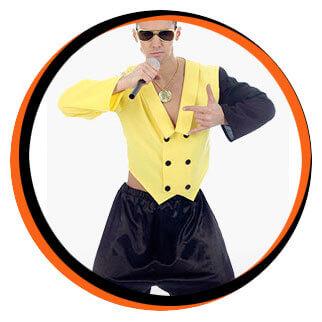 80s Theme ideas | MC Hammer | Party Costumes ideas