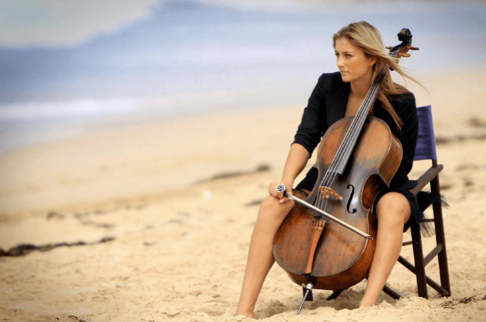 Cello and Mr Chad