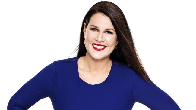 Julia Morris Master of ceremonies