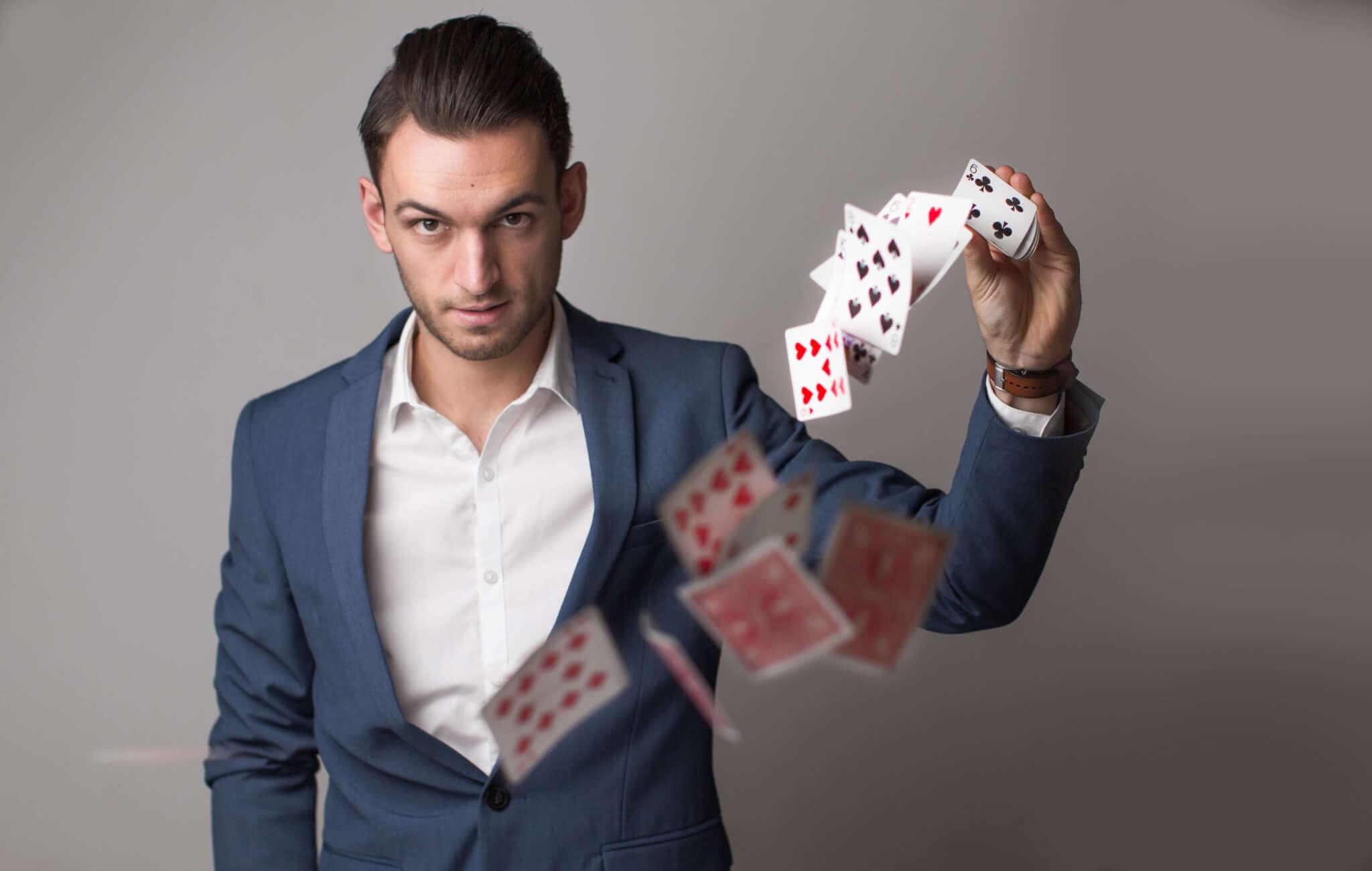 Max Allan Magician