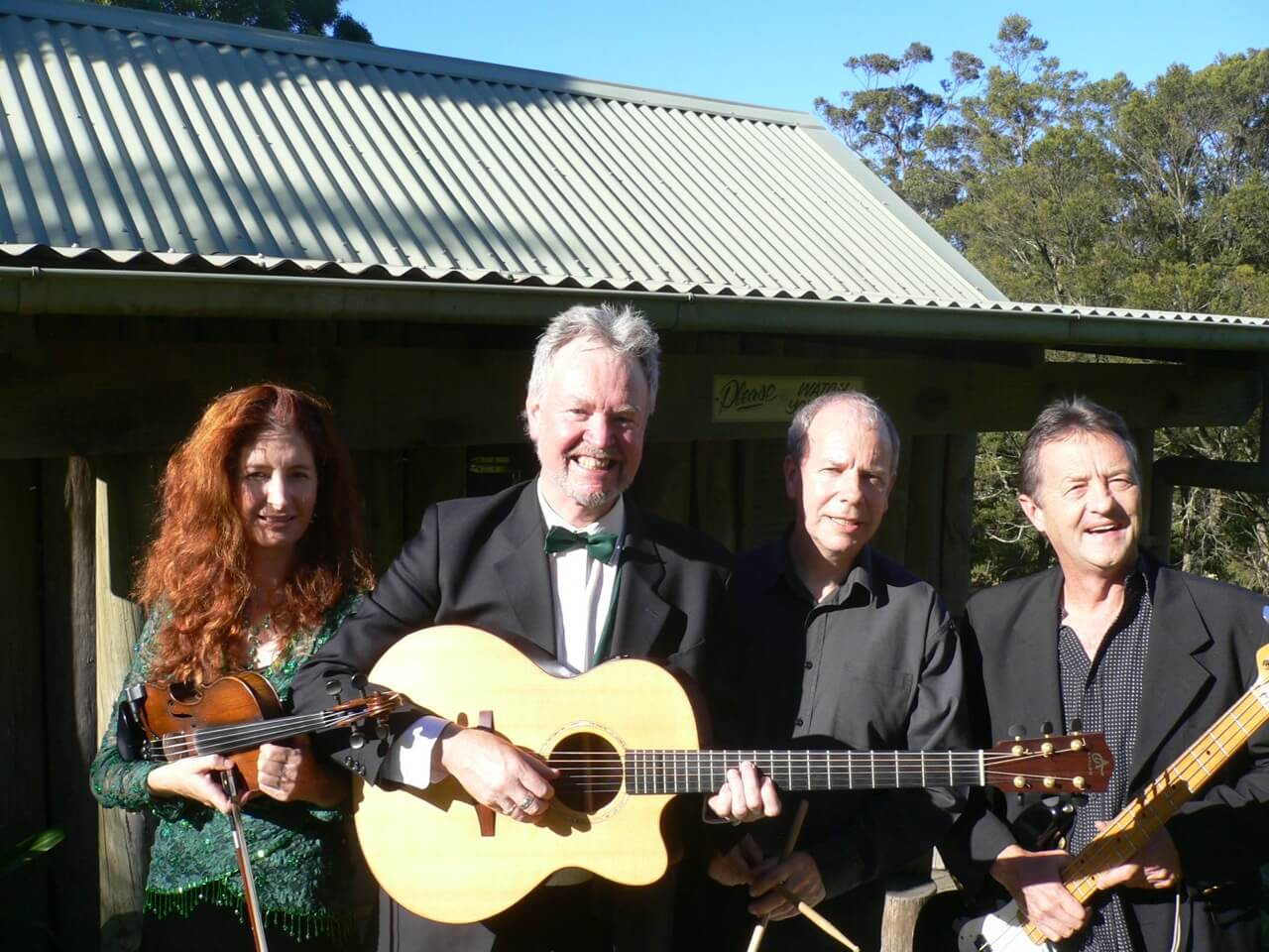 Pat B & the Irish Drovers