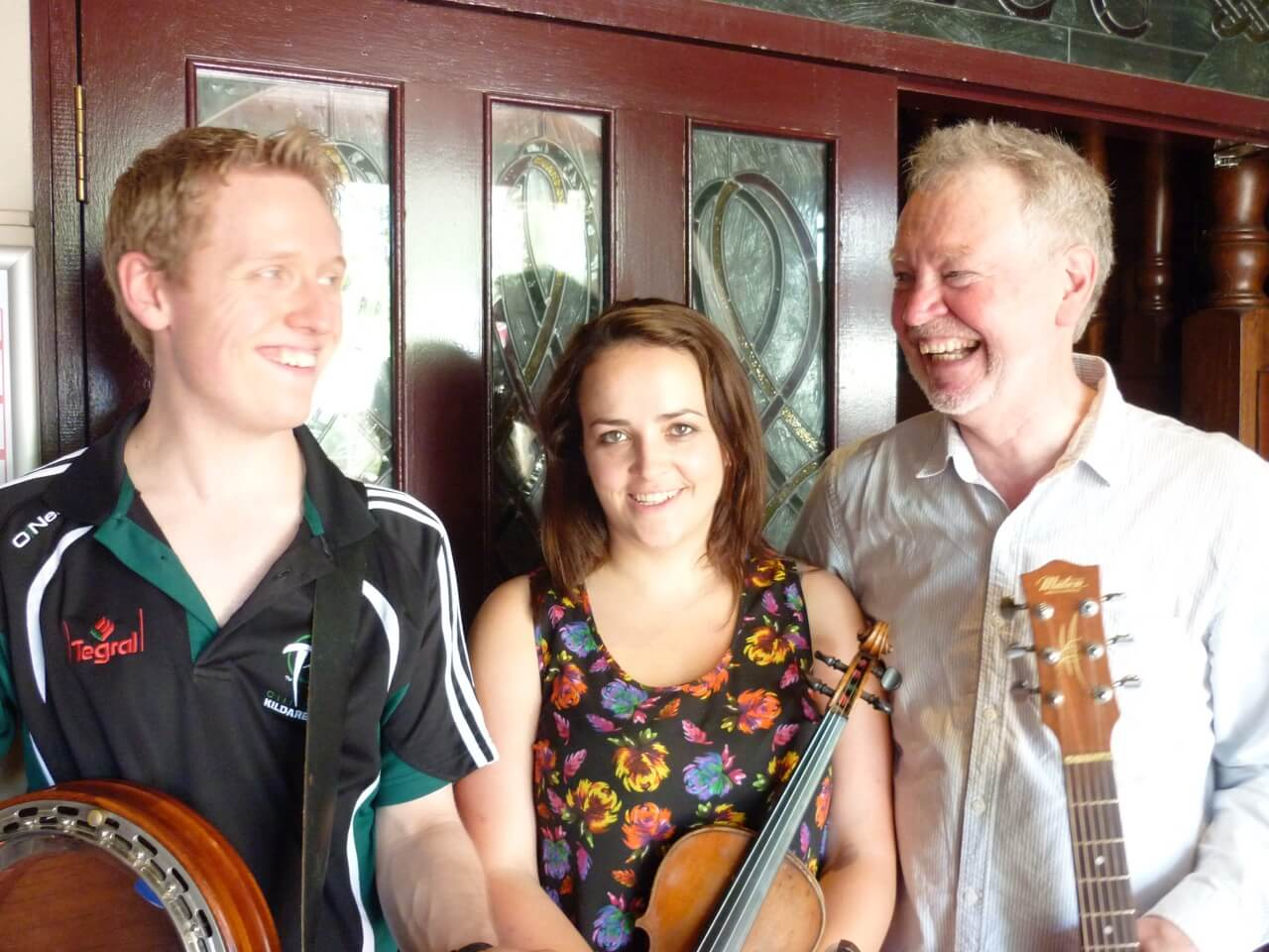 Pat B & the Irish Drovers