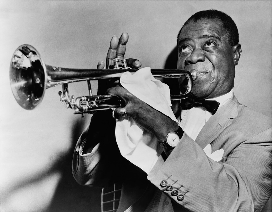 Satchmo louis armstrong mr jazz
