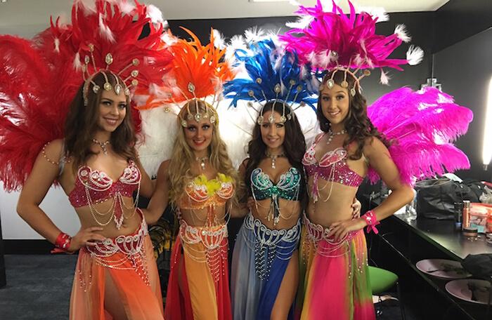 dancers- entertainment package 3