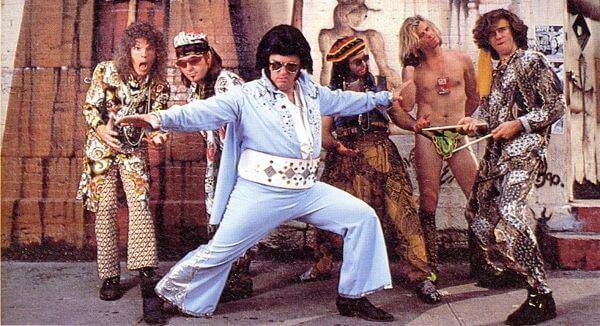 dread zeppelin cover band- party band= cover band melbourne-sydney-cover bands