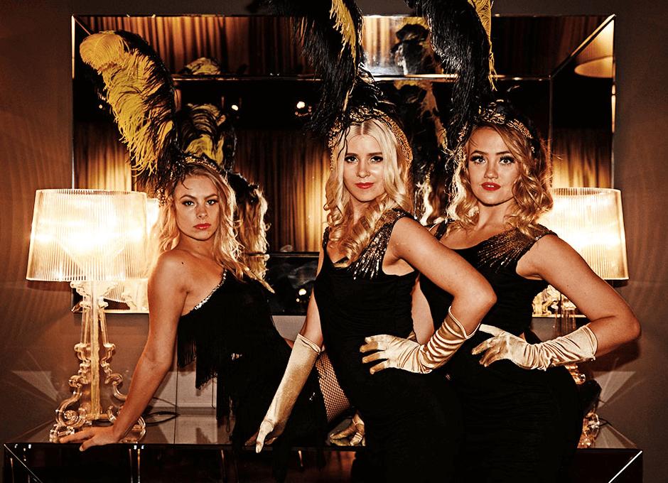 gatsby Dance Show. 2