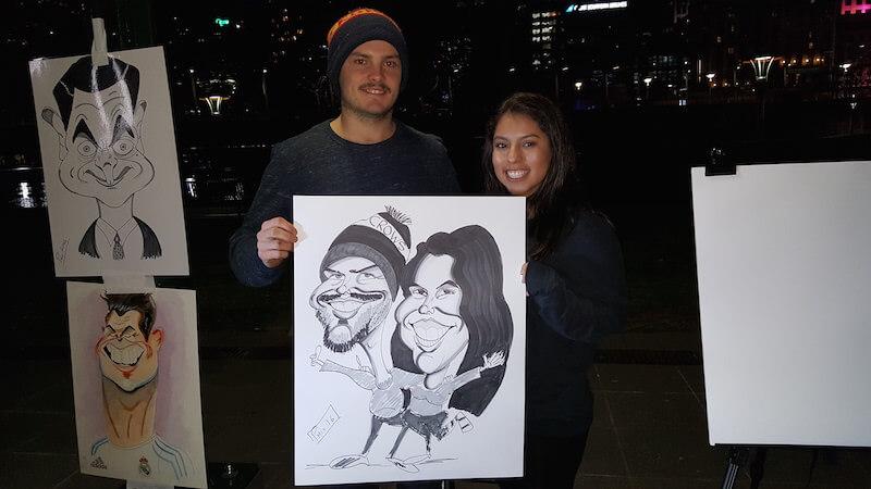 Phil the Caricaturist