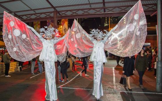 Cirque Butterflies