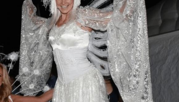 LED Snow Angels