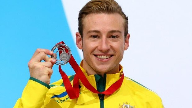 Matthew Mitcham sports speaker
