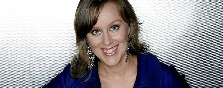 Claire Hopper Australian Comedians