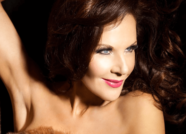 Rhonda Burchmore Australian Singer, Performer for hire for ...