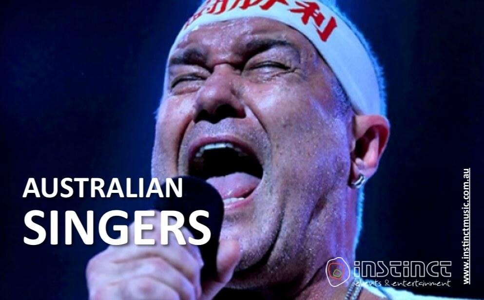 Australian singers