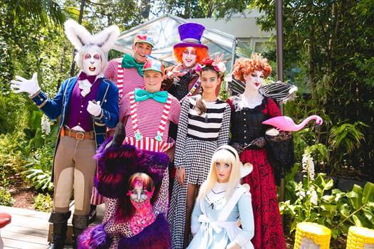 alice in wonderland party theme ideas