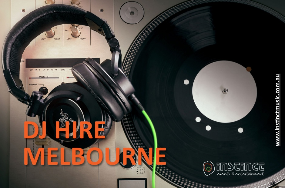 Dj hire melbourne