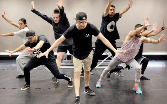 Machismo Dance show