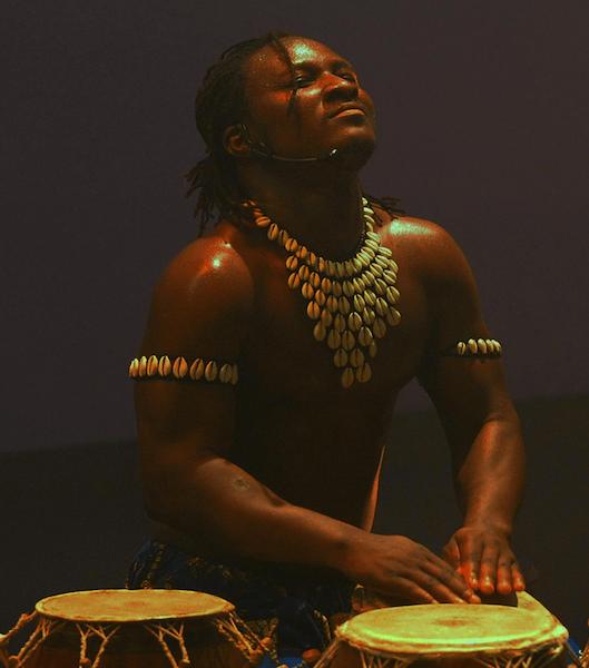 Rhythm Drumming Workshop