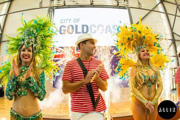 Rio Carnival Show