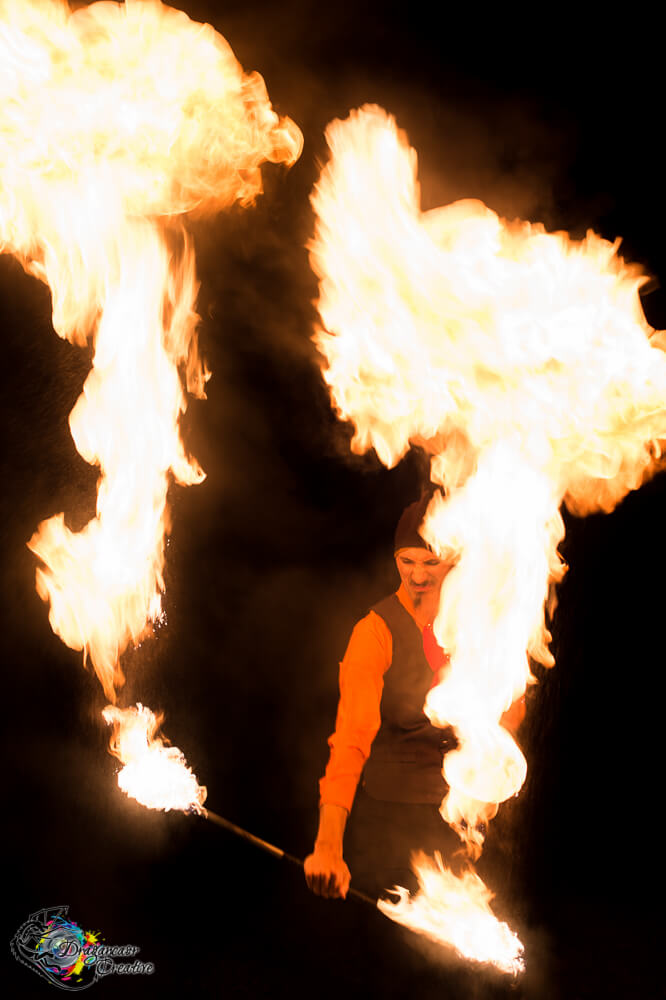 Juggler of Crystal, Light & Fire