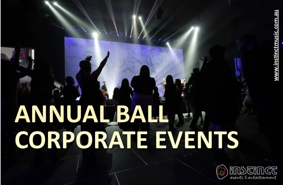 ANNUAL BALL CORPORATE EVENTS