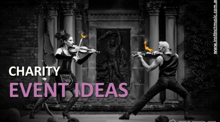 6 Exciting Charity Events Ideas