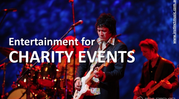 Entertainment for Charity Events- How to Choose the Right Celebrities