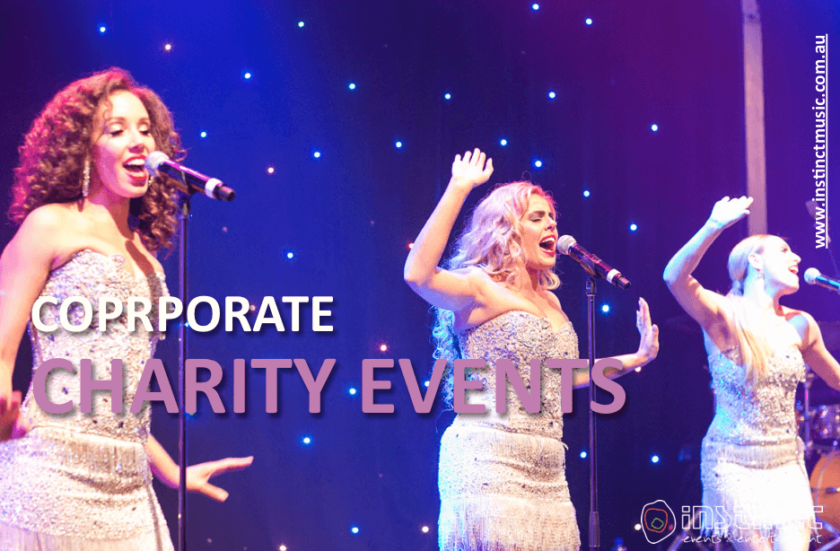 corporate charity events