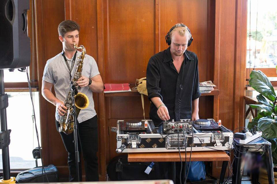 DJ Max | DJ with Live Sax