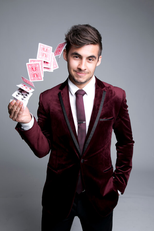 Dom the Magician