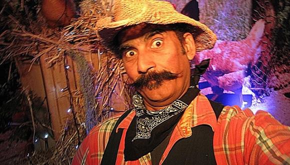 Farmer Billy Bob