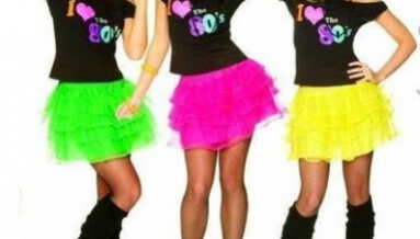 1980s Theme Party Costumes ideas…