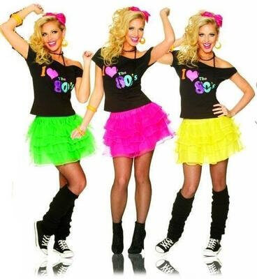 1980s Theme Party Costumes ideas | Instinct Music ...