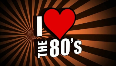 Movie Theme Songs from the 1980s