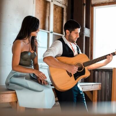xo duo musician acoustic cover band