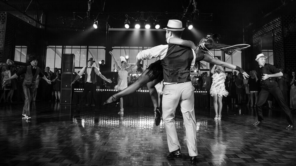 The Roaring 20's Dance Show