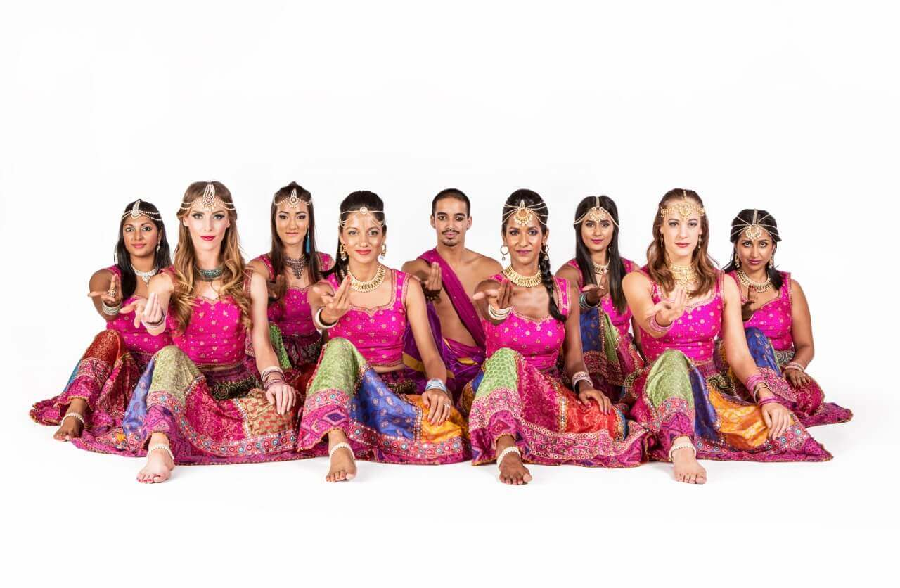 The Melbourne Bollywood Dance Troupe