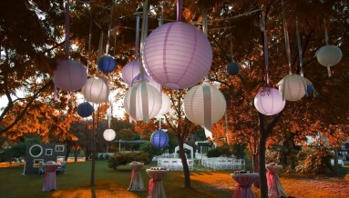 Garden Party Themed Events