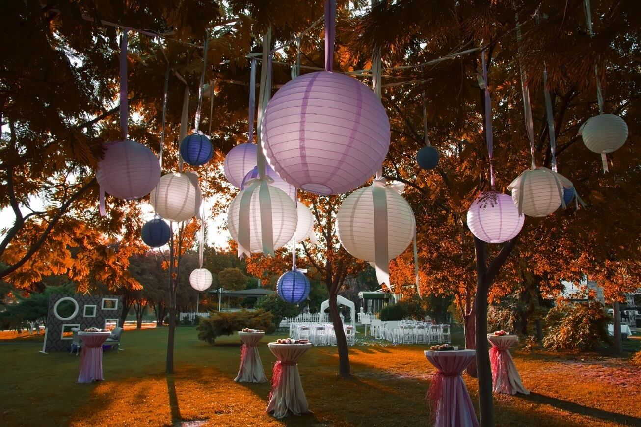 Garden Party Theme entertainment ideas