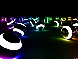 Neon Glow Party Theme