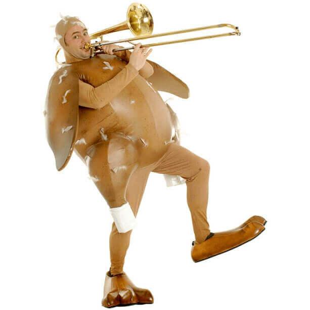 Turkey Trumpet