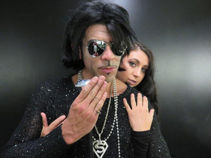 Prince Impersonator Melbourne