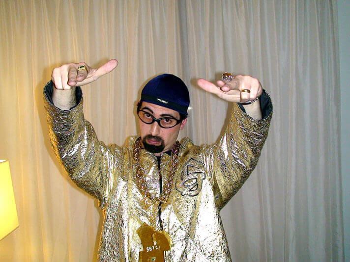 Ali G Impersonator Melbourne