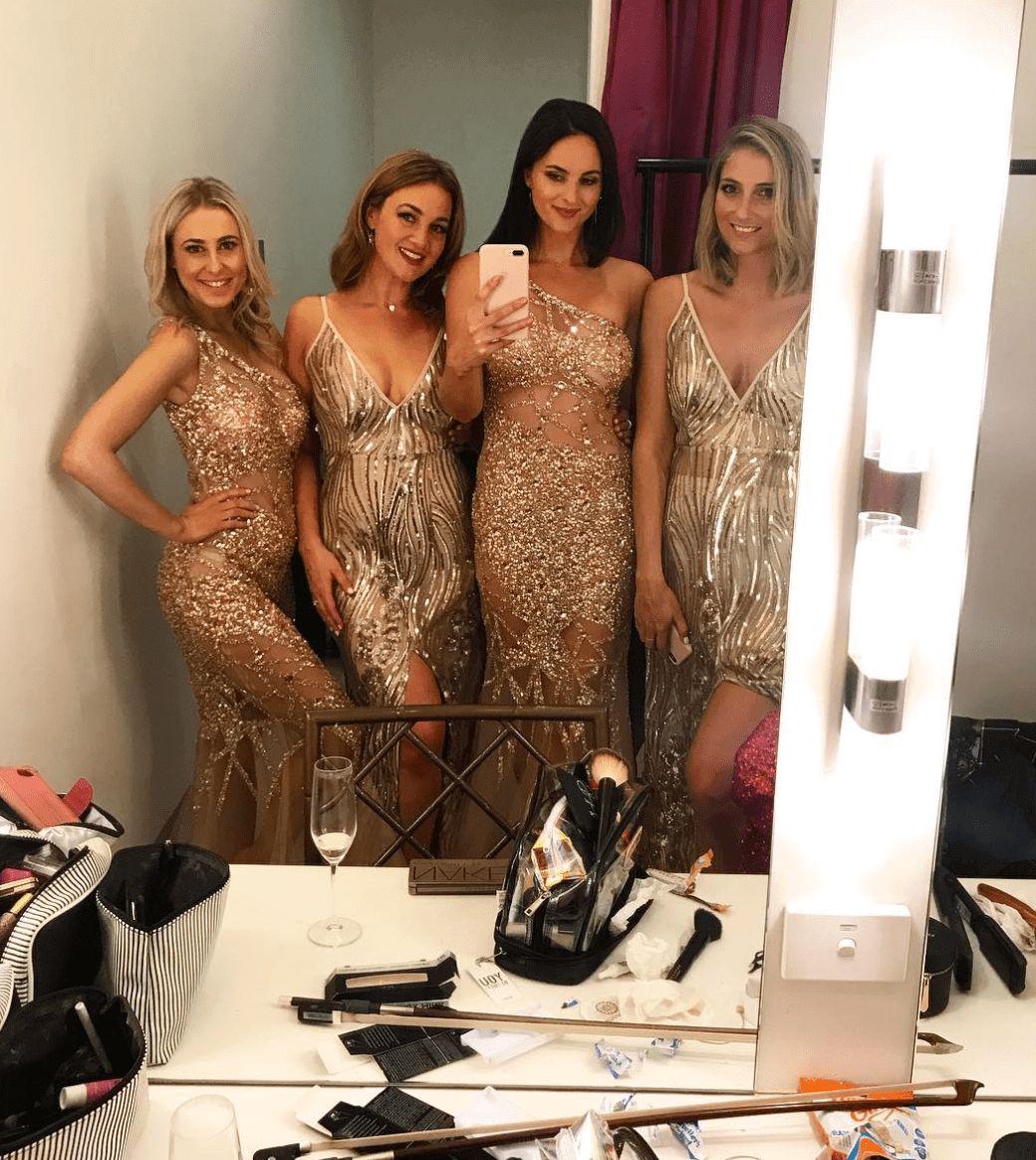 AUSTRALIAN POP QUARTET