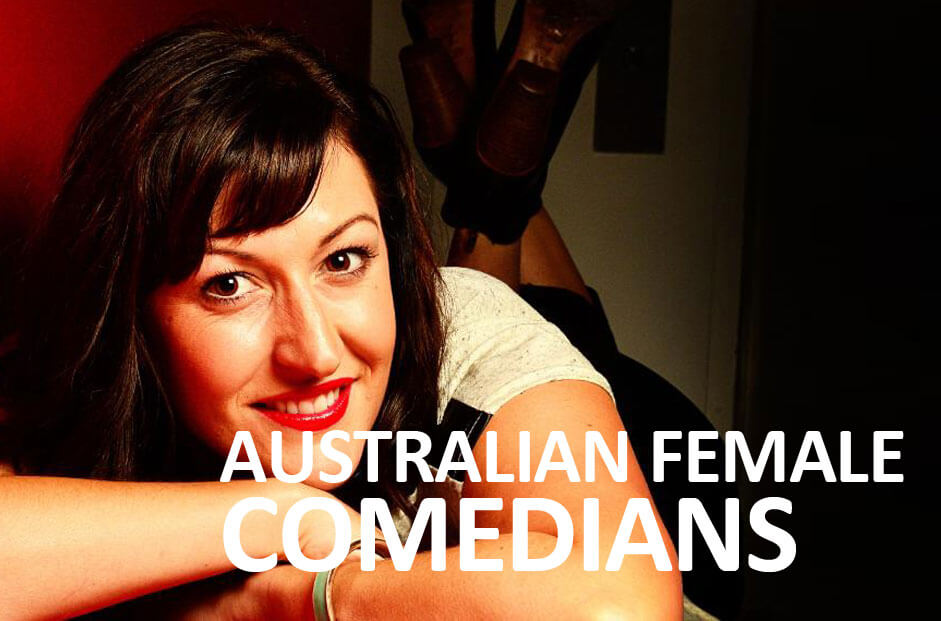 Australian Female Comedians