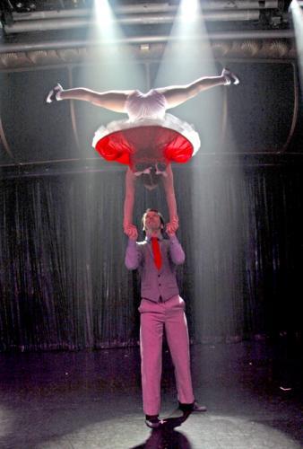 Circus Shaped