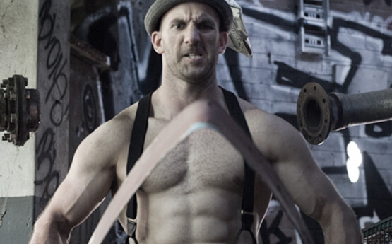 Strong Man Sydney