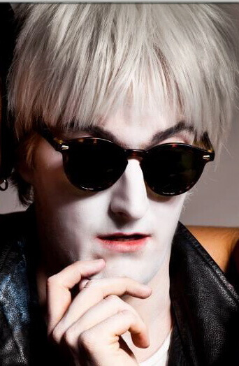 Andy Warhol Impersonator Melbourne
